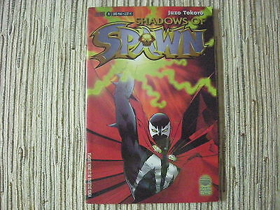 COMIC MANGA SHADOWS OF SPAWN Nº 1 DE 9 JUZO TOKORO PLANETA USADO BUEN ESTADO