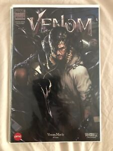 Marvel-Limited-Edition-AMC-Exclusive-Movie-Venom-1-One-Shot-Comic-IN-HAND-2018