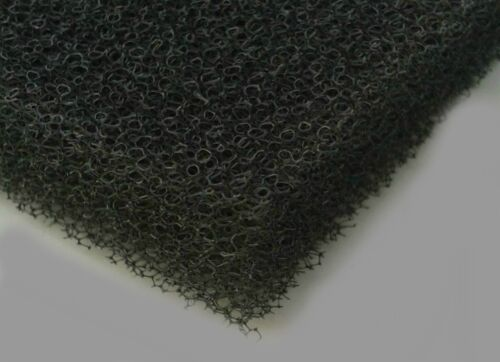 1 x Air Filter Foam Sheet 12'' x 9