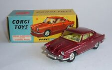 Rare Dark Pink Colour Variation Corgi Toys No. 316, NSU Sport Prinz, - Superb