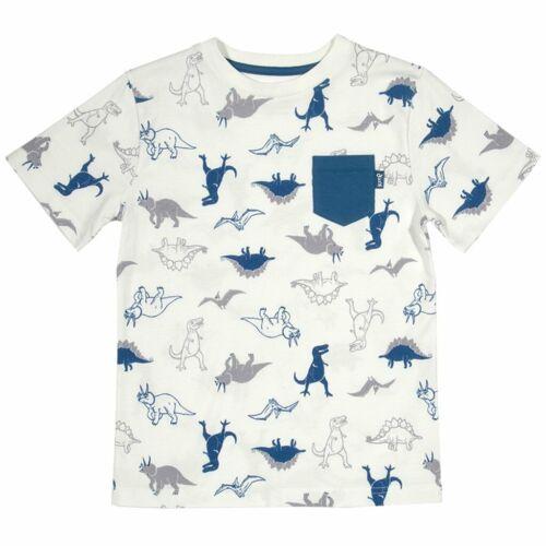 BNWT Dinosaur T-shirt by Kite 3-6 months