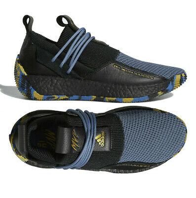 Adidas Harden Vol 2 LS MVP Black Gold