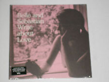 BELLE & SEBASTIAN  Write About Love  LP SEALED gatefold