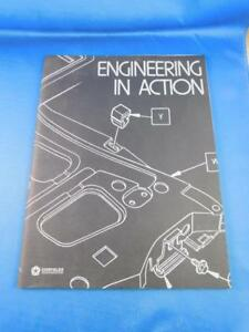ENGINEERING-IN-ACTION-BOOK-CHRYSLER-CORPORATION-TECHNICAL-INFORMATION-CAR-TRUCK