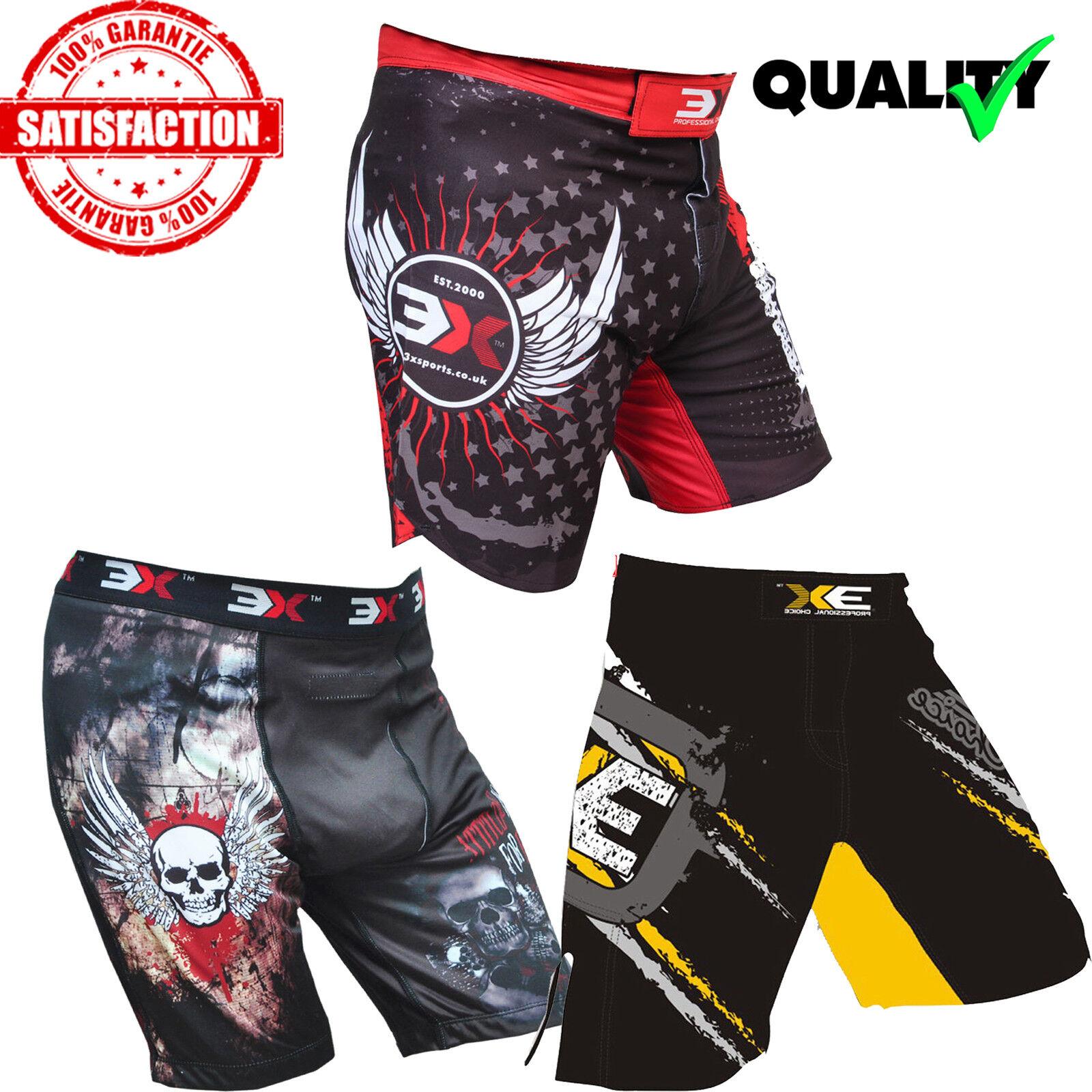 Warehouse Sale MMA Grappling BJJ Muay Thai Fight Kick Boxing Fighter Shorts
