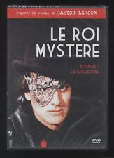 NEUF DVD LE ROI MYSTERE EPISODE 1 LA GUILLOTINE SERIE TV 1H20 SOUS BLISTER