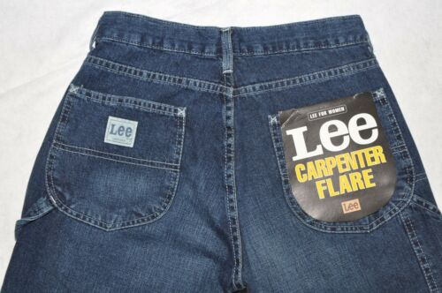 Lee Jeans Carpenter Flare Schlaghose Used Wash Neu