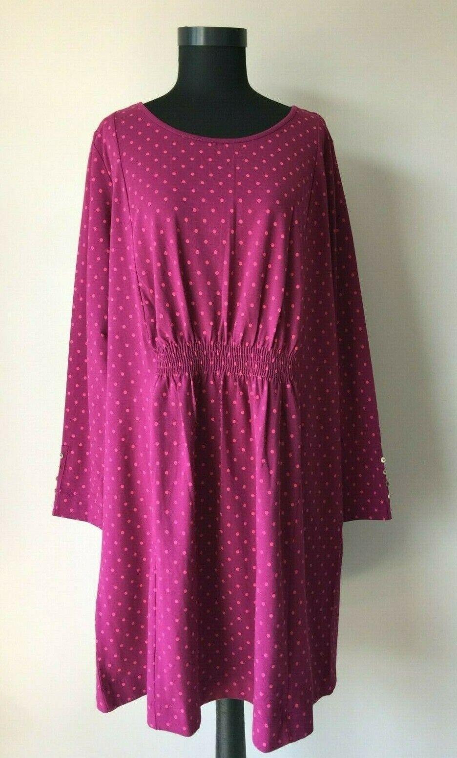 Deerberg Damen Jersey Kleid gr.XL Neu!