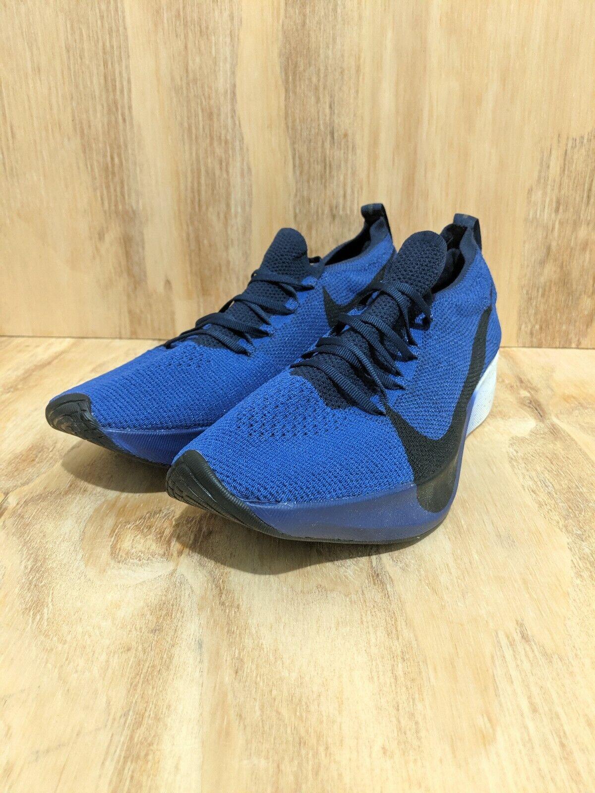 Nike Vapor Street Flyknit Running shoes Deep Royal  Men's Size 12