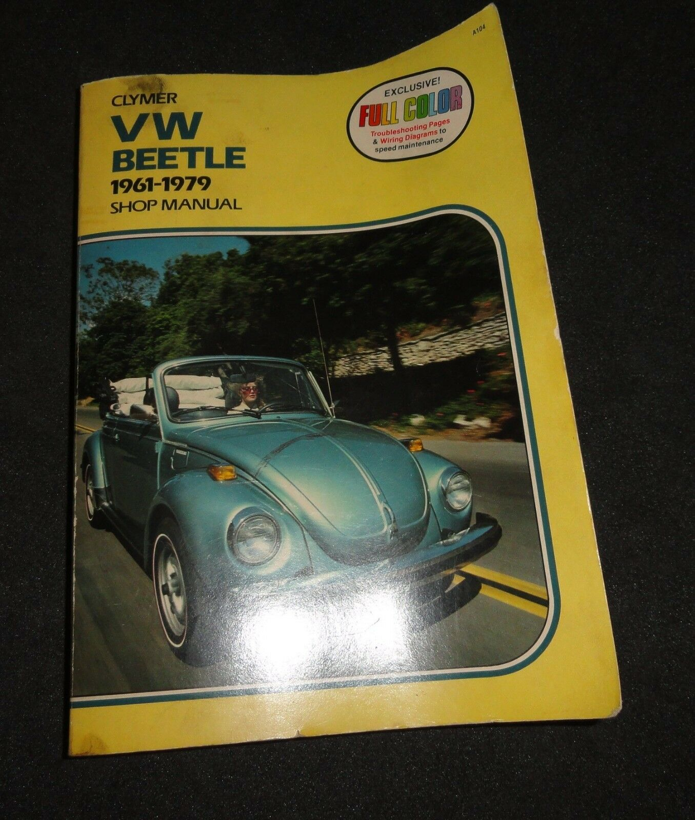 1979 Clymer Vw Beetle Volkswagen 1961 Shop Service Manual Ebay And Karmann Ghia Engine Electrical System Troubleshooting Norton Secured Powered By Verisign