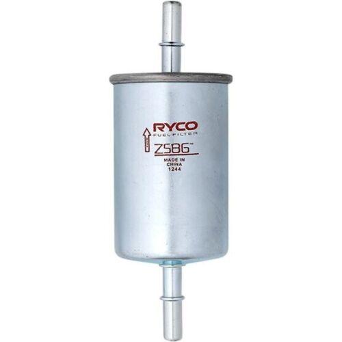 RYCO FUEL FILTER FOR HOLDEN CALAIS VT VX VY VZ LS1 L76 5.7L 6.0L V8