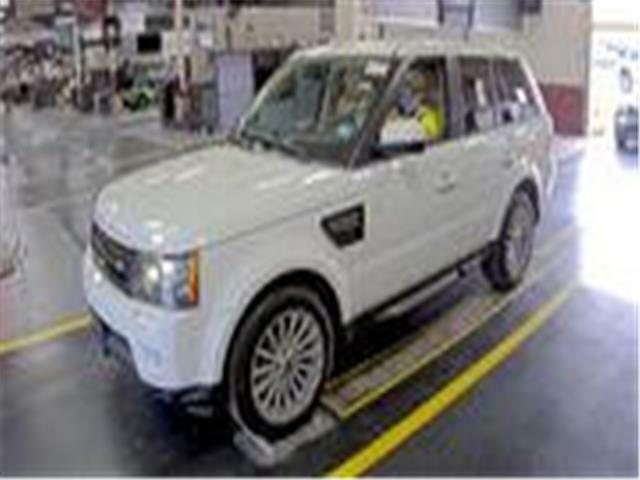 2012 Land Rover Range Rover Sport 4WD 4dr HSE LUX/WHT/TAN/$21995