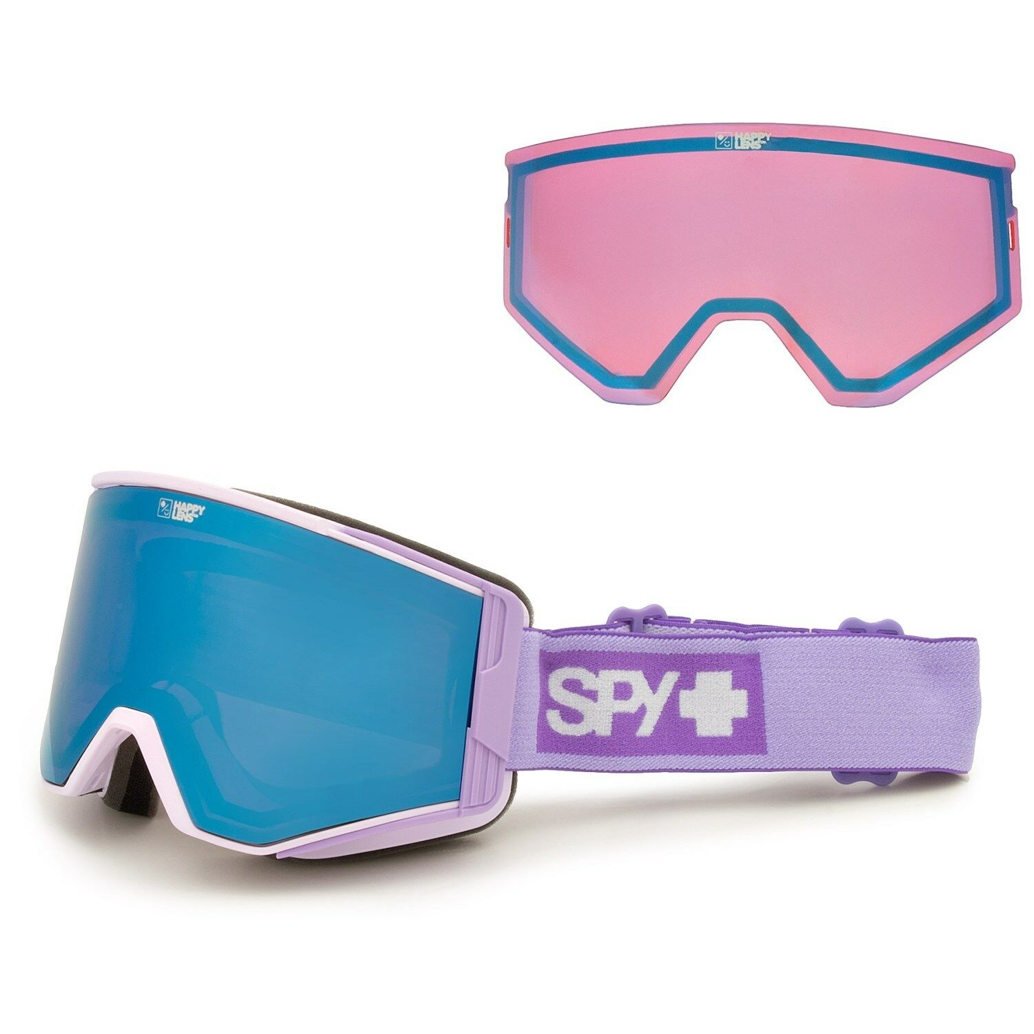 SPY  Ace Ski Snowboard Goggles - Extra Lens Included  outlet online store
