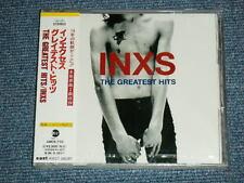 INXS Japan 1994 PROMO  STILL SEALED CD+Obi THE GREATEST HITS