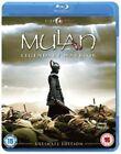 Mulan Legendary Warrior Blu-ray 2009