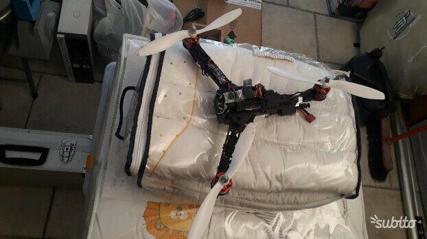 Drone quanum trifecta  rc cleanvolo spracing f3 con ricevitore 2.4 ghz  risparmia fino al 70%