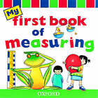My First Book of Measuring by Peter Patilla (Paperback, 1999)
