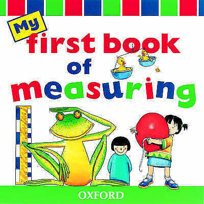 (Good)-My First Book of Measuring (Paperback)-Patilla, Peter-0199105456