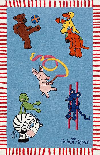 Die Lieben Sieben Tapis 2930-01 150x220 Neuf