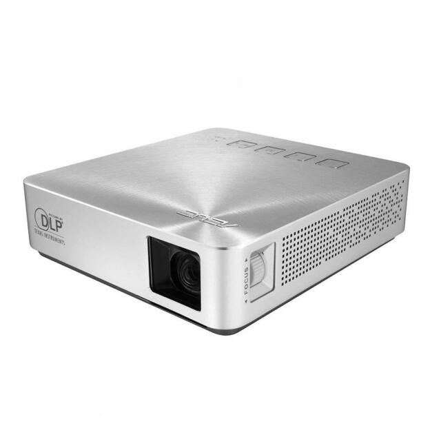 a35f52bf785422 ASUS Mini-projector S1 Ultra-lightweight 200 Lumen Mini LED Home ...