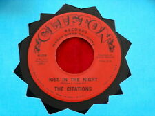 CITATIONS~ KISS IN THE NIGHT~VG++~ IT HURTS ME~ A KILLER TWO ~ DOO WOP 45