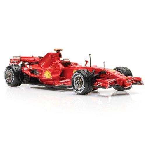 Ferrari F2008 F1 Kimi Raikkonen 1 43 Model L8879 HOT WHEELS