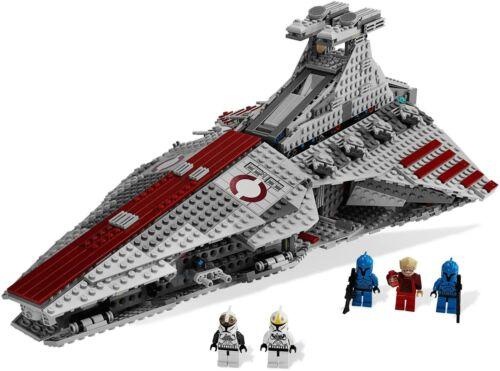 New 1218Pcs Star Venator-Class Attack Cruiser Model Wars Building Block