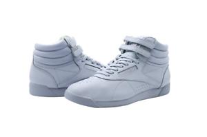 e4a305fa42635 Details about REEBOK BS7859 F/S HI CB Wmn´s (M) Gable Grey/White Leather  Lifestyle Shoes