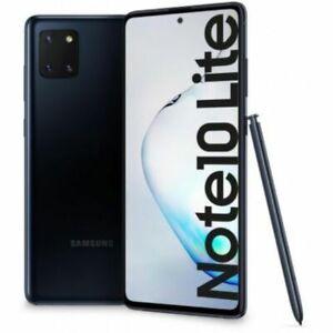 Samsung-Galaxy-NOTE-10-LITE-128GB-6GB-NUOVO-Dual-Sim-N770F-Aura-Black