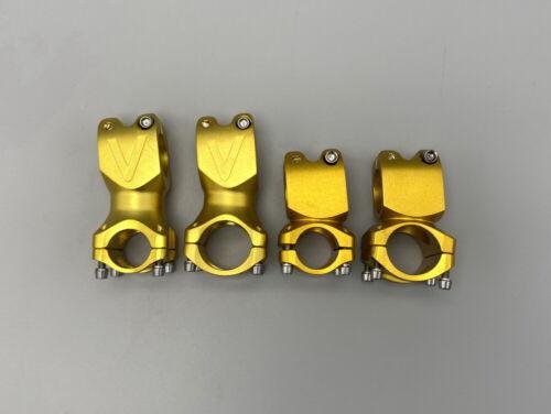 Aluminum 25.4//31.8 MTB Road Bike handlebar stems Bicycle bar short Stem 38//60mm