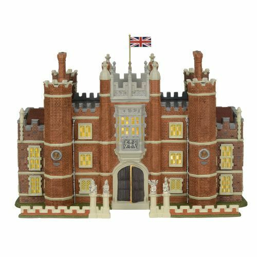 Department 56 Dickens Village Hampton Palace Court