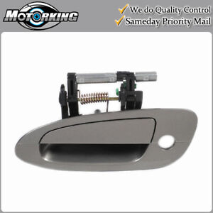 For 2002-2006 NISSAN ALTIMA Outside Door Handle Front Left KY2 Pewter B3779