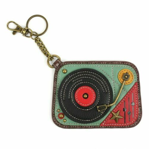 Coin Purse Key Fob Chala Turntable