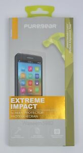 promo code 672b6 453e2 Details about Galaxy S7 EDGE PureGear Extreme Impact Silicone Screen  Protector Easy Install