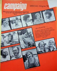 "Vintage ""Campaign"" #99 Magazine 1980 Special Origins '80 Issue Boer War"