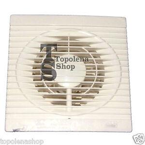 Aspiratore aria da muro 17w ventola estrattore elimina odori casa ufficcio bagno ebay - Aspiratore aria bagno ...
