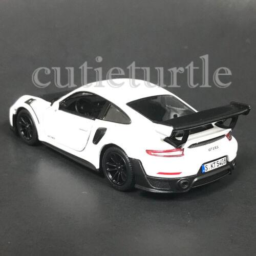 Kinsmart Porsche GT2 RS 1:36 Diecast Display Model Toy Car KT5408D
