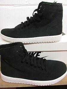 ec8efb9a5331 Nike Air Jordan 1 Retro High Decon Basketball Trainers 867338 010 ...