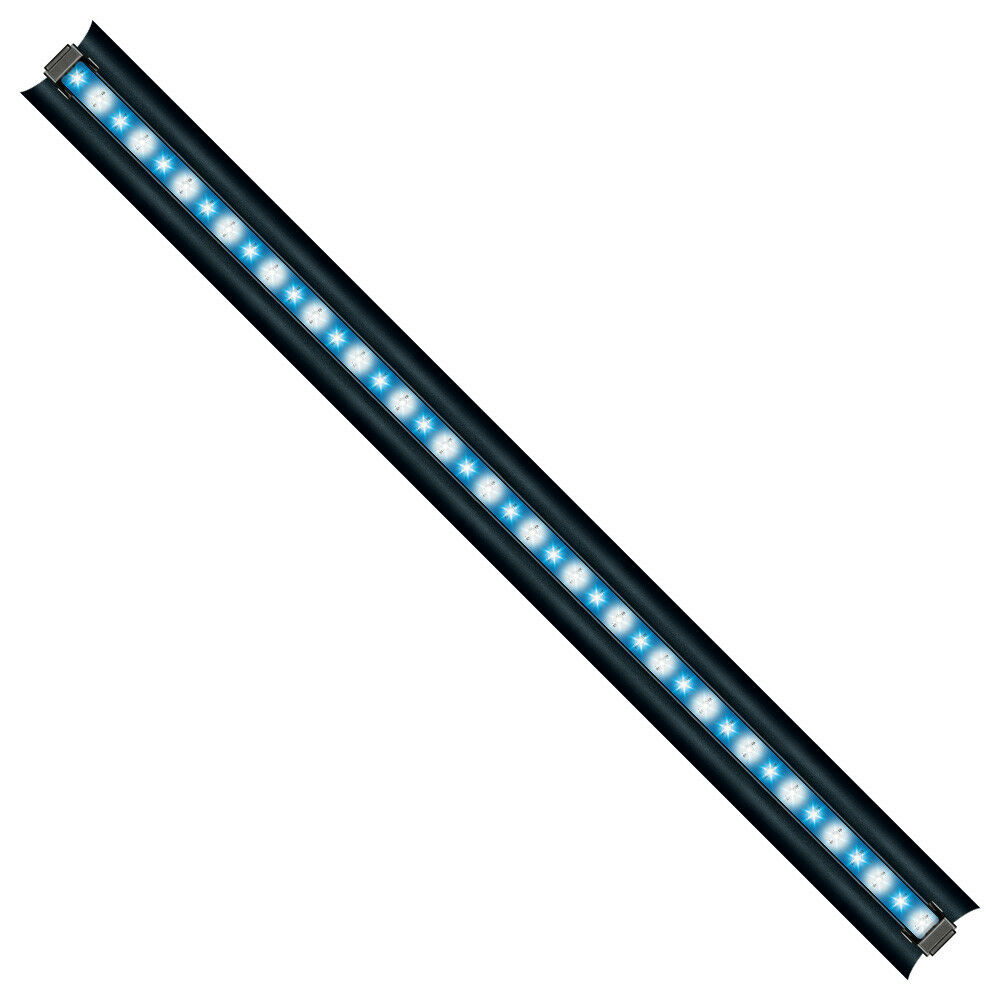 2x 48  High Output 1W Aquarium LED Light 6500K Plant Refugium Marine Actinc blu