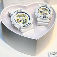 Casio G-shock & Baby-g Presents Lover's Collection Set Watch Lov-16a-7a