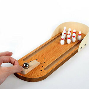 Mini-Bowling-Game-Set-Indoor-Wooden-Bowling-Game-Classic-Tabletop-Bowling-Toy