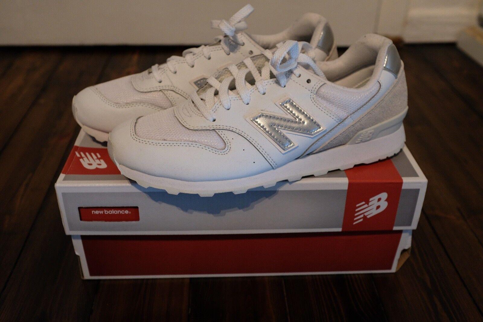 New - Balance - Damen Sneaker - New WR 996 -  weiß - EUR 41- NEU f7fb9e