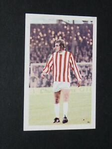 #264 JOHN MAHONEY STOKE CITY POTTERS FKS PANINI FOOTBALL ENGLAND 1972-1973