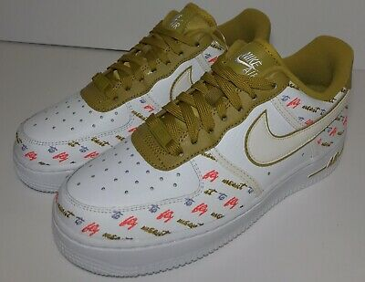 Nike WMNS Air Force 1 Low Floral Print Summit White AO1017 102
