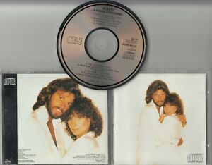 BARBRA-STREISAND-Guilty-orig-1984-European-CBS-CD-pressed-in-Japan-no-barcode