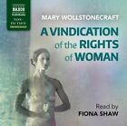 A Vindication of the Rights of Woman by Mary Wollstonecraft (CD-Audio, 2016)