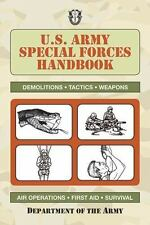US Army Survival: U. S. Army Special Forces Handbook by Department of the...