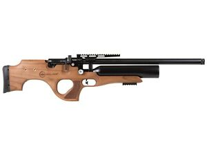 Details about Kral Puncher Knight W PCP Air Rifle Turkish Walnut Stock  25  Caliber