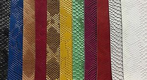 vinyl-faux-Fake-leather-Snake-Viper-Embossed-fabric