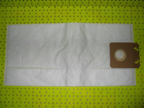 10 Staubbeutel geeignet für Vlies für NIlfisk GD 710,910,1000,1005,1010,2000